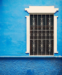 Ventanas - Azul {Blue} photo by isbnob