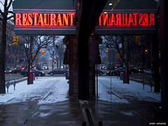 restaurant photo by artland