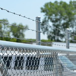 Barbed Wire Fense