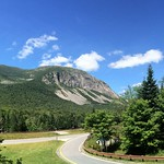 8/19/16 Summer sticks around for another  weekend. Head to Franconia Notch and enjoy it!