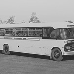 1967 Bedford SB3 semi coach - photo Peter Trevor