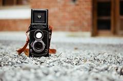 Minolta Autocord photo by li-penny