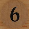 Grand Master Su Duko black number 6