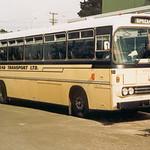 1986 Volvo B6FA bus