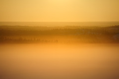 Great Slave Lake sunrise photo by Ballygrant Boy
