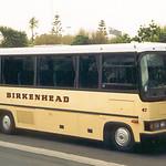 1987 Isuzu ME1113 coach