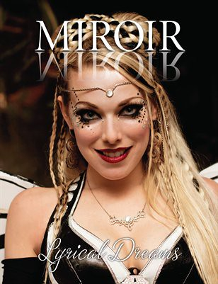 Cover Story Miroir Magazine: Lyrical Dreams