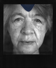 """Close ones - Up close"" Project - my mom Miroslava aka Mima aka Keva photo by Milos Gazdic"