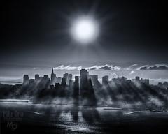 CityShadows (Explore #263) photo by mikeSF_
