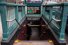 Welcome to New York Subway photo by drpavloff