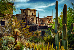Cabot's Pueblo Museum photo by hbmike2000