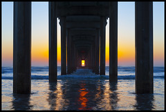 A Californian Sunset photo by Corsey21