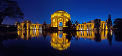 Palace of Fine Arts: San Francisco photo by KP Tripathi