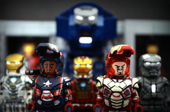 LEGO Iron Man 3 Preview photo by MGF Customs/Reviews