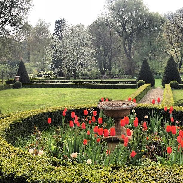 Der Schlossgarten am 1. Mai 2013