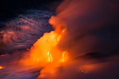 Lava Ocean photo by Chris Galando Photo