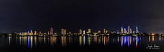 surfers paradise nightscape panorama photo by Jayde Aleman