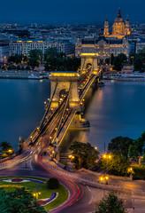 Széchenyi Chain Bridge photo by DomiKetu