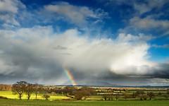 Rainbow Clouds photo by Natasha Bridges