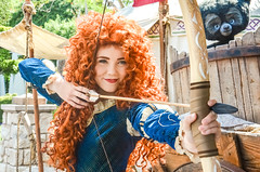 Merida photo by EverythingDisney