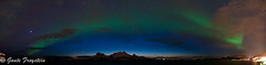 Dusk sky panorama #425 on Explore 18/4-13 photo by Gaute Froystein Photography