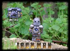 Lego Iron Man - Mark 1 (V2) photo by Endless Power Customs