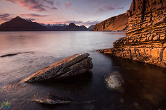 Elgol Sunset photo by James G Photography