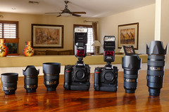 My Nikon Equipment - The Family Grows photo by Jim Boomer Photography