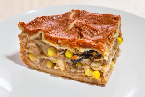 Vegan Tex-Mex Lasagna