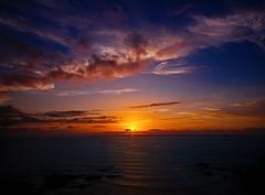 Por muy larga que sea la tormenta, el sol siempre vuelve a brillar entre las nubes. photo by dMadPhoto