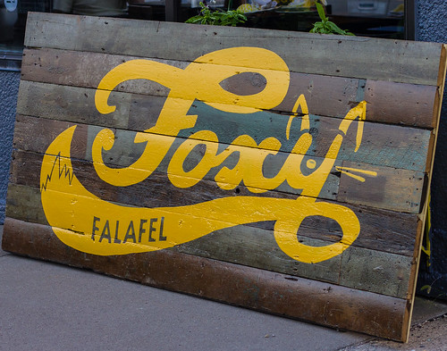 Foxy Falafel Grand Opening