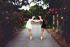 The Ballerinas photo by Danielle Pearce