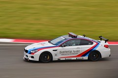 Safety Car at Silverstone MotoGP 2012 Warm-up Lap photo by MjRodge