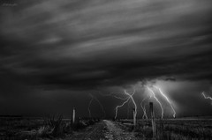 thunderstruck photo by Lino Petito
