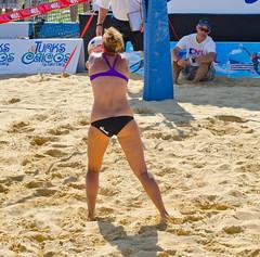 Women's Final - Whitney Pavlik setting photo by cmfgu