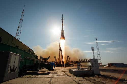 Expedition 31 Soyuz Launch (201205150006HQ) photo by NASA HQ PHOTO