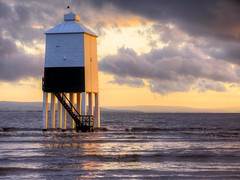 Lighthouse Burnham On Sea photo by Big G1948