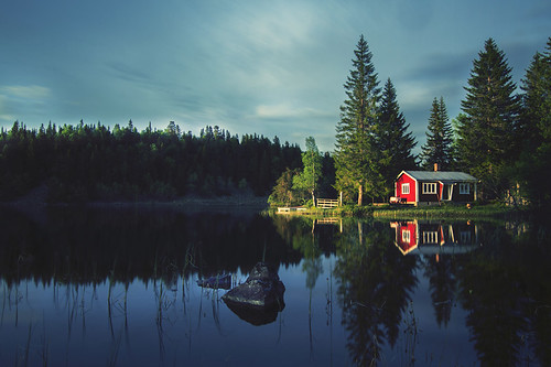 The cabin photo by Mathijs Delva