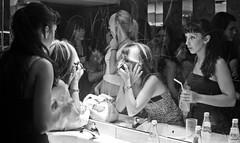 girls' bathroom in a club [EXPLORED] photo by pukilin