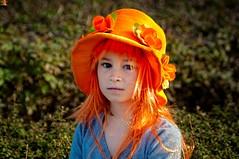 Orange Princess photo by Amsterdam Today