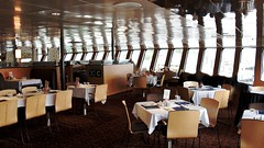 Dining Room on M/V Columbia