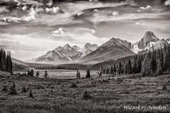This is Alberta No.24 - Spray Valley photo by Wizard of Wonders™