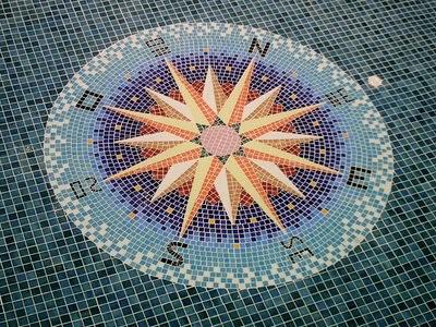 Ventajas del gresite para piscinas arkigrafico for Dibujos para piscinas en gresite