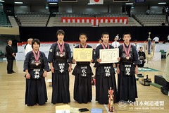 47th All Japan Junior kendo Tournament_086