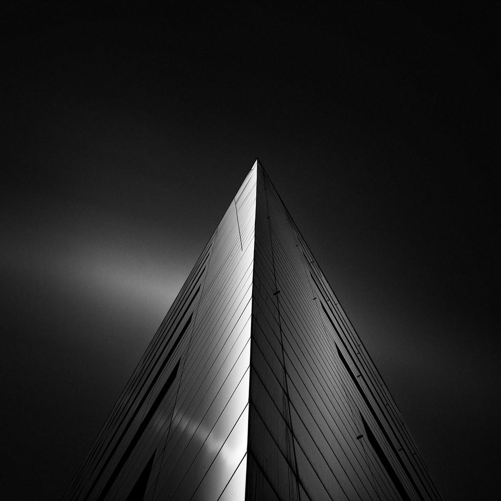 Shape Of Light IX photo by Joel Tjintjelaar