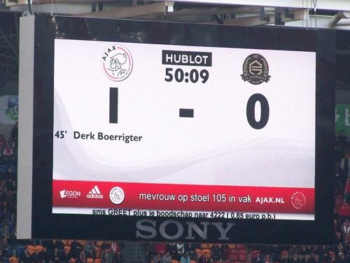 6959633894 5d447ff2c3 Ajax   FC Groningen 2 0, 22 april 2012