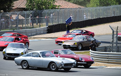 Ferrari 250 GT Lusso & Co. photo by BenjiAuto (Ratet B. Photographie)