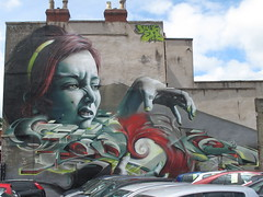 SmugOne graffiti, Bristol photo by duncan