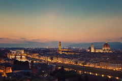 Fireflies in Florence photo by Allard Schager