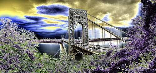 George Washington Bridge photo by www.WeisserPhotography.com